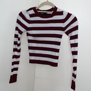 Tops - Striped long sleeve